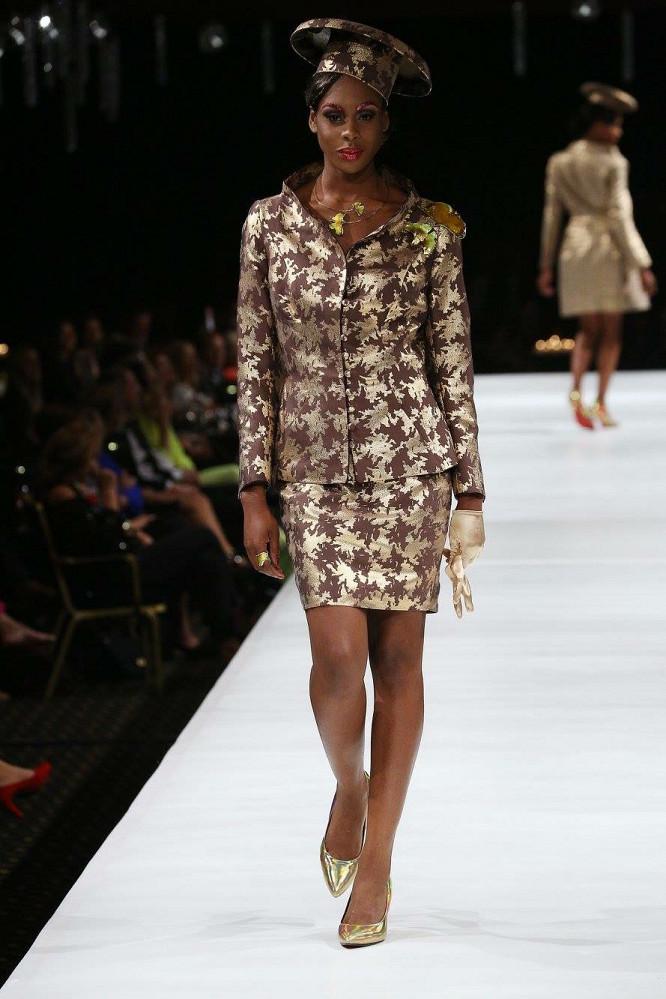 Fashionshow Ronald Kolk